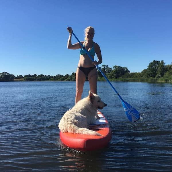 SEAPLUS Tabla de Paddle Surf